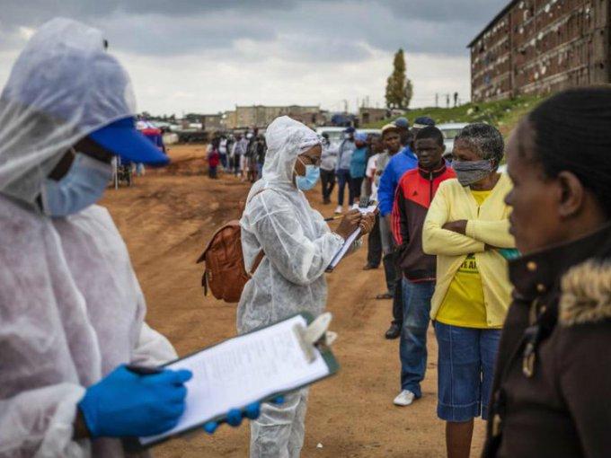 DETECTAN NUEVA VARIANTE DEL VIRUS EN NIGERIA