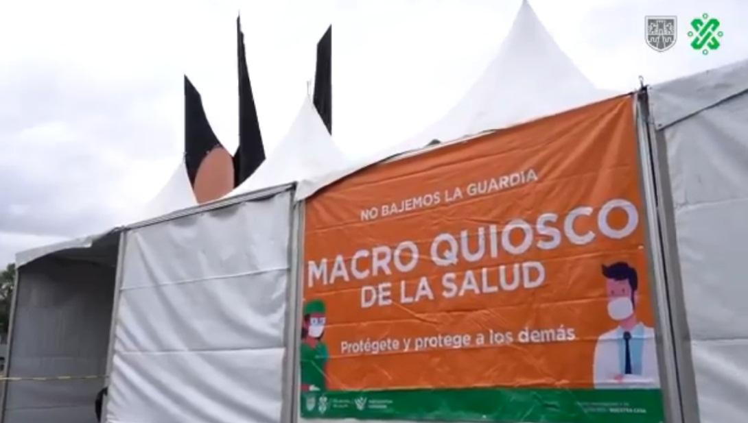 ESTE 1 DE ENERO QUIOSCOS DE LA SALUD EN LA CDMX ESTARÁN CERRADOS