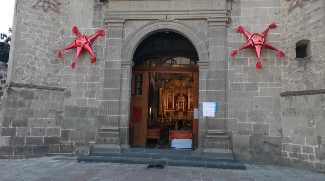 MISAS DE AÑO NUEVO DIFERENTES EN EL VALLE DE MÉXICO