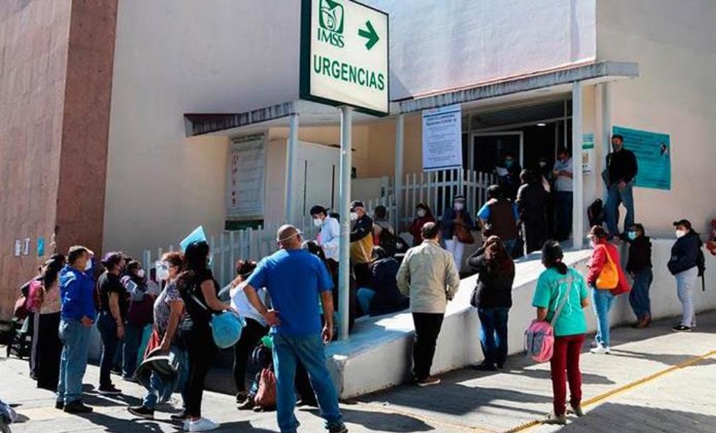 FAMILIAS MEXICANAS RECIBIRÁN EL AÑO NUEVO EN UN HOSPITAL
