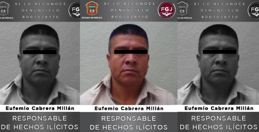SUJETO ES CONDENADO A 47 AÑOS DE PRISIÓN POR ASESINAR A UN INTERNO DEL PENAL DE CHALCO