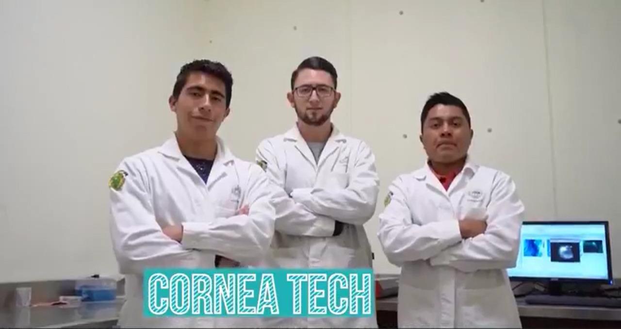 EL EDOMÉX RESPALDA EMPRENDIMIENTO INNOVADOR DE JÓVENES MEXIQUENSES
