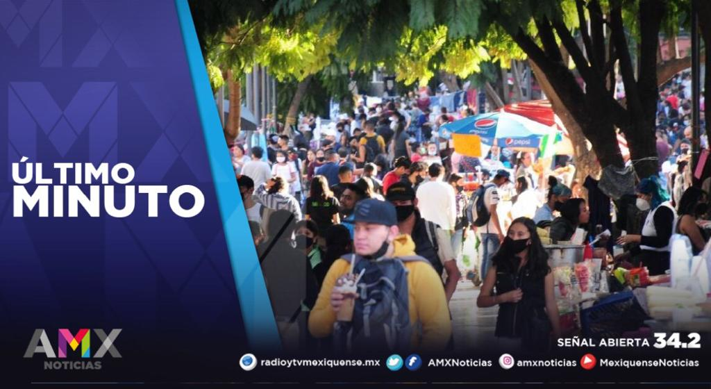 MÉXICO ACUMULA UN MILLÓN 443 MIL 544 CONTAGIOS DE COVID-19