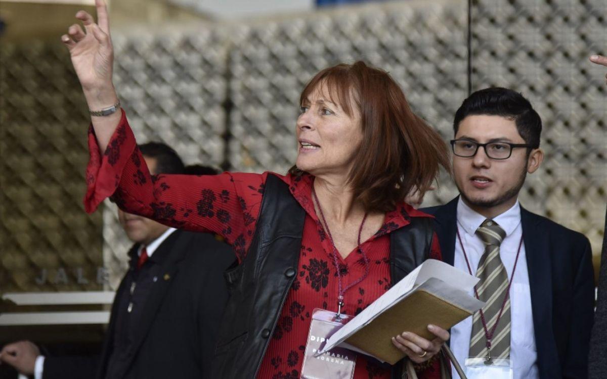 TATIANA CLOUTHIER ES OFICIALMENTE SECRETARIA DE ECONOMÍA