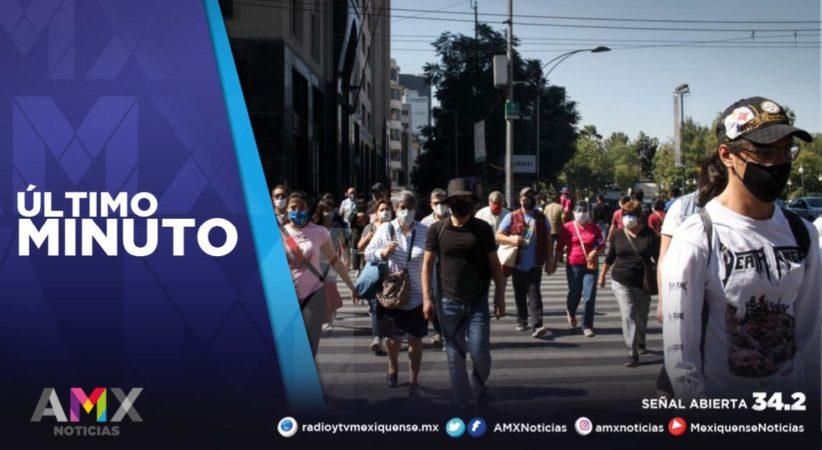 SUMAN YA 128 MIL 822 MUERTES POR COVID-19 EN MÉXICO
