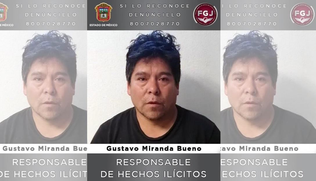 CONDENAN A 62 AÑOS DE PRISIÓN A UN SUJETO POR HOMICIDIO EN TOLUCA