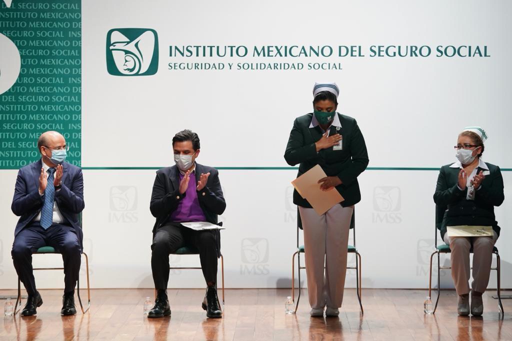 HAN FALLECIDO 139 ENFERMEROS Y ENFERMERAS DEL IMSS A CAUSA DE COVID-19