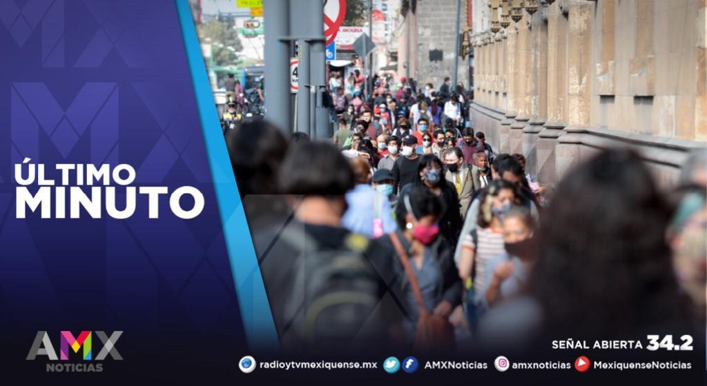 EN UN DÍA MÉXICO REGISTRA 13 MIL 734 CASOS CONFIRMADOS DE COVID-19