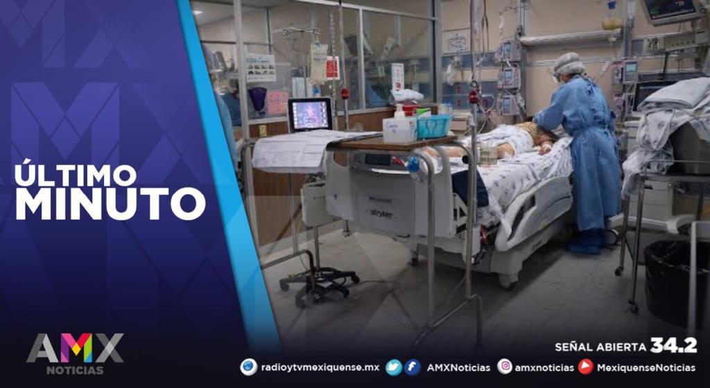 MÁS DE 130 MIL MEXIQUENSES SE HAN CONTAGIADO DE COVID-19