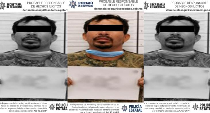 DETIENEN A UN HOMBRE PROBABLEMENTE INVOLUCRADO EN EL DELITO DE ROBO CON VIOLENCIA A TIENDAS DE CONVENIENCIA
