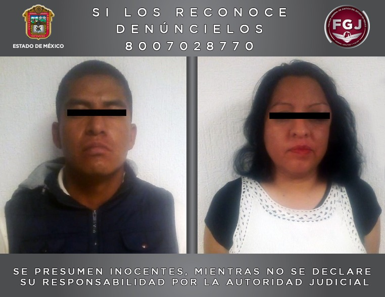 VINCULAN A PROCESO A DOS PERSONAS INVESTIGADAS POR EL DELITO DE EXTORSIÓN