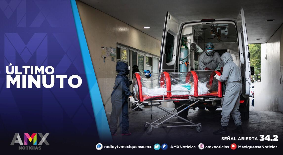 EDOMÉX CONTINÚA EN SEMÁFORO ROJO CON 3 MIL 15 PERSONAS HOSPITALIZADAS POR COVID-19