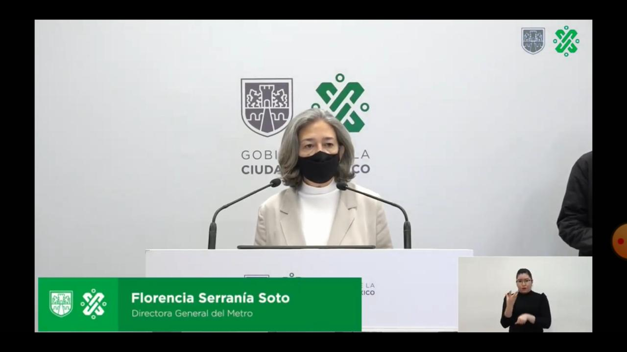 AVANCES EN EL RESTABLECIMIENTO DEL SERVICIO DEL METRO