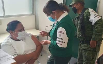 VACUNA CONTRA COVID-19 COMIENZA A LLEGAR A ZONAS RURALES DE MÉXICO