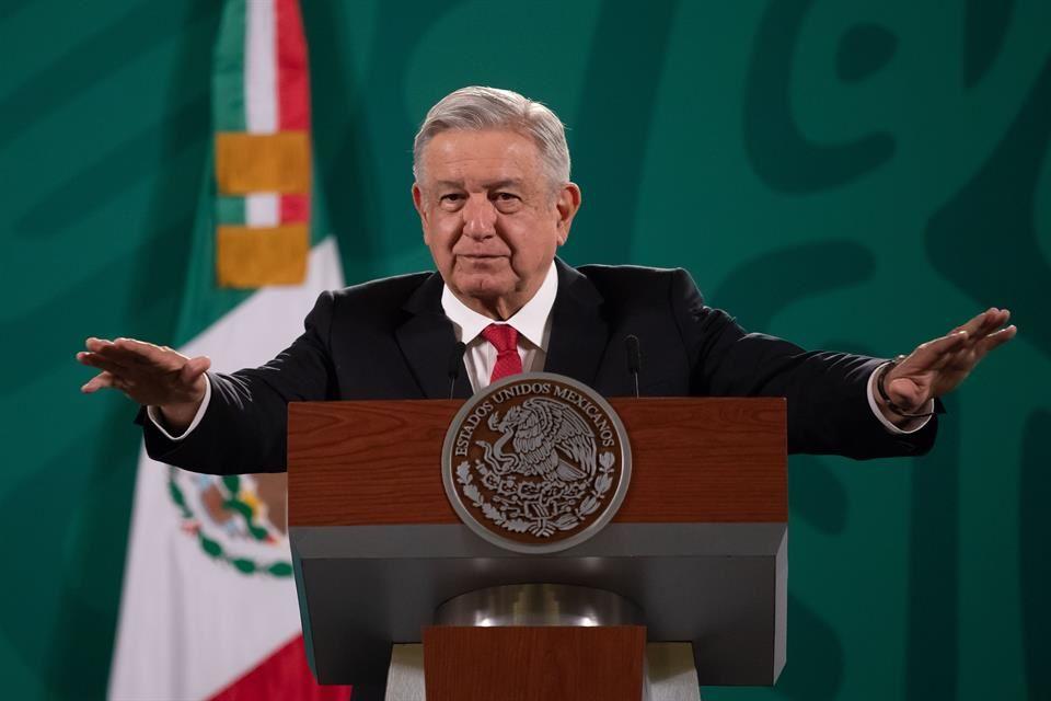AMLO PLANTEARÁ ANTE EL G20 EVITAR CENSURA EN REDES