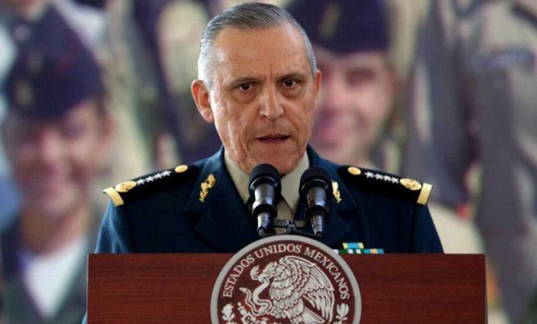 FGR NO PROCEDERÁ PENALMENTE CONTRA EL GENERAL CIENFUEGOS