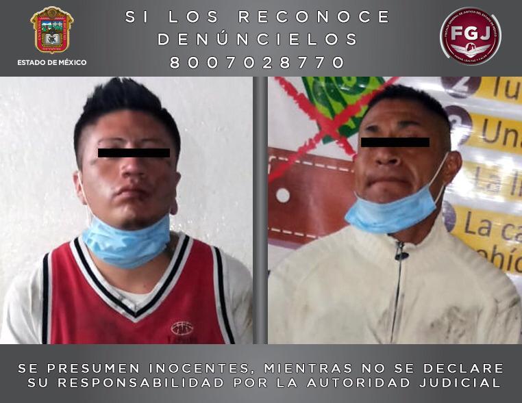 VINCULAN A PROCESO A 2 SUJETOS POR EL DELITO DE ROBO CON VIOLENCIA