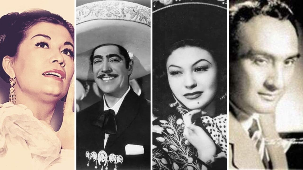 10 MUJERES Y HOMBRES QUE DELEITARON CON SU MÚSICA AL CINE MEXICANO