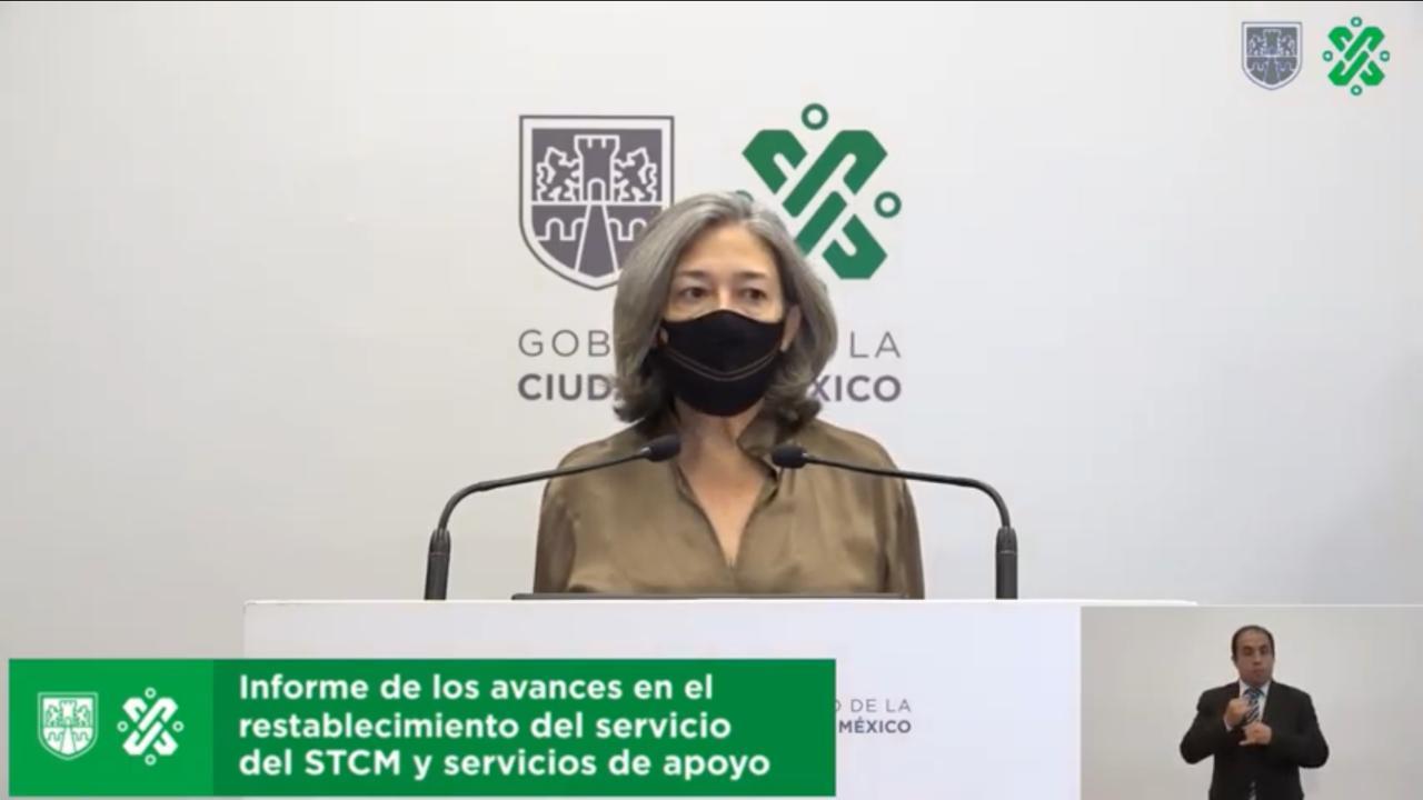 USUARIOS DEL METRO AFECTADOS CUENTAN CON 20 UNIDADES ADICIONALES DEL MEXIBÚS