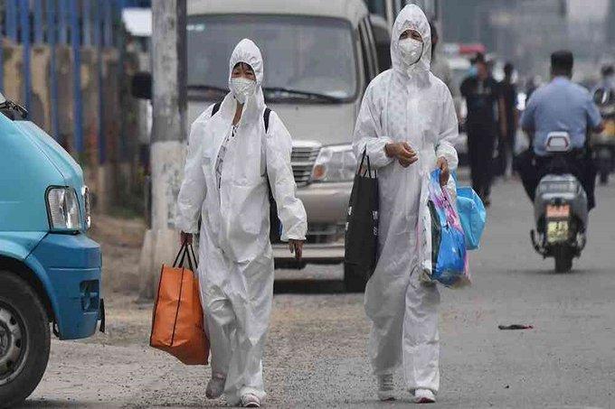CHINA AÍSLA A 3 MILLONES DE PERSONAS TRAS CONTAGIO DE COVID-19