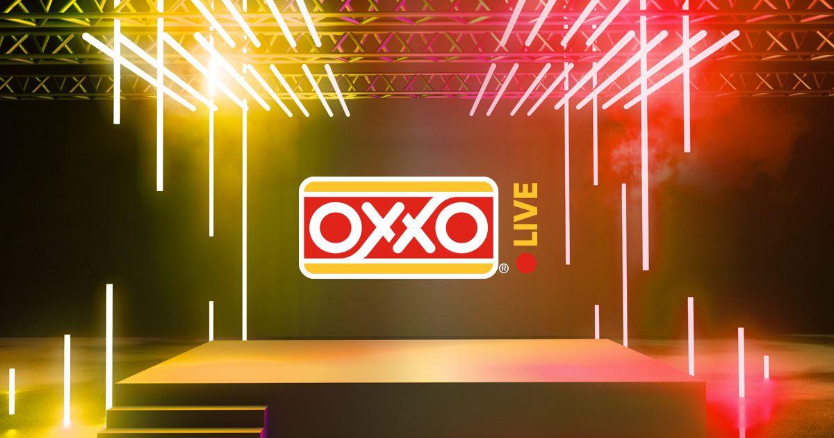 OXXO LIVE, LA PLATAFORMA DE STREAMING QUE PROMETE CONCIERTOS GRATIS EN MÉXICO