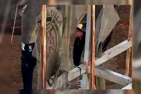 RESCATAN A MENOR SECUESTRADO POR PRESUNTOS POLICÍAS DE VALLE DE CHALCO