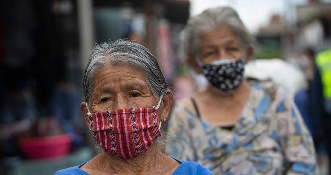 CUBREBOCAS DE TELA SIGUEN SIENDO EFICACES CONTRA EL COVID-19: OMS
