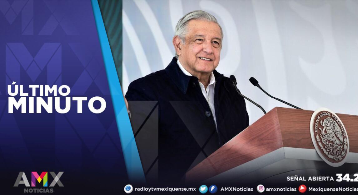 EL PRESIDENTE ANDRÉS MANUEL LÓPEZ OBRADOR DA POSITIVO A COVID-19
