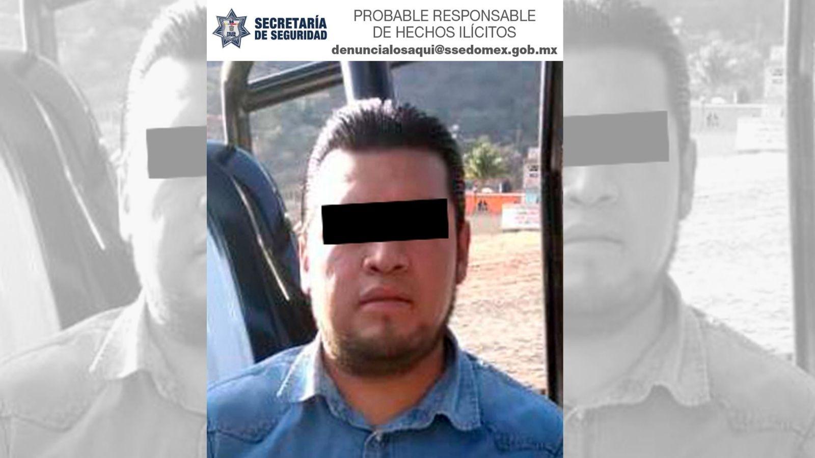 RECUPERAN VEHÍCULO CON REPORTE DE ROBO EN MALINALCO; HAY UN DETENIDO