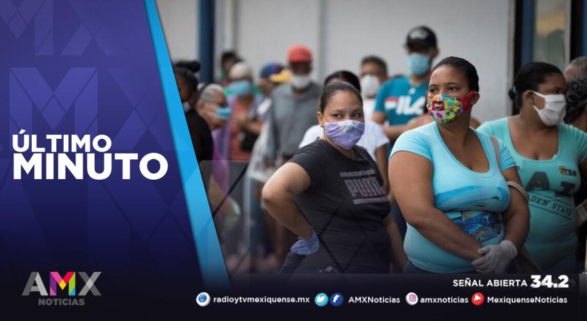 CON MÁS DE 141 MIL 500 CONTAGIOS DE COVID-19, EDOMÉX CONTINÚA EN SEMÁFORO ROJO