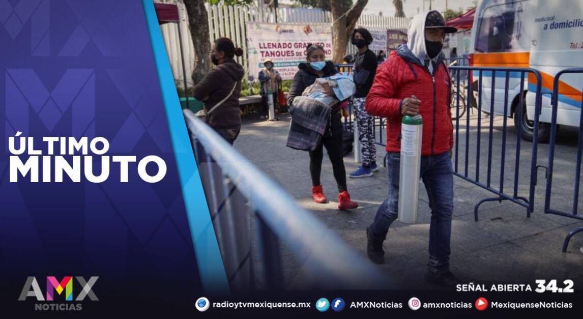 MÁS DE 87 MIL MEXIQUENSES HAN RECIBIDO SU ALTA SANITARIA TRAS RECUPERARSE DE COVID-19
