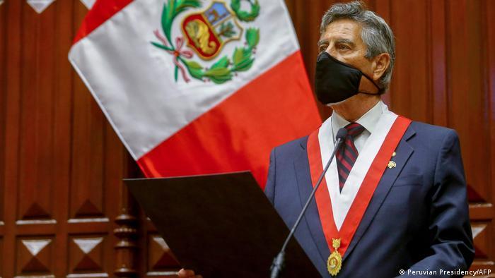 PRESIDENTE DE PERÚ SERÁ EL PRIMERO EN VACUNARSE CONTRA EL COVID-19