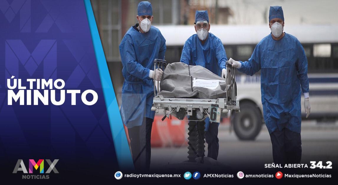 3 MIL 182 MEXIQUENSES SE ENCUENTRAN HOSPITALIZADOS POR COVID-19