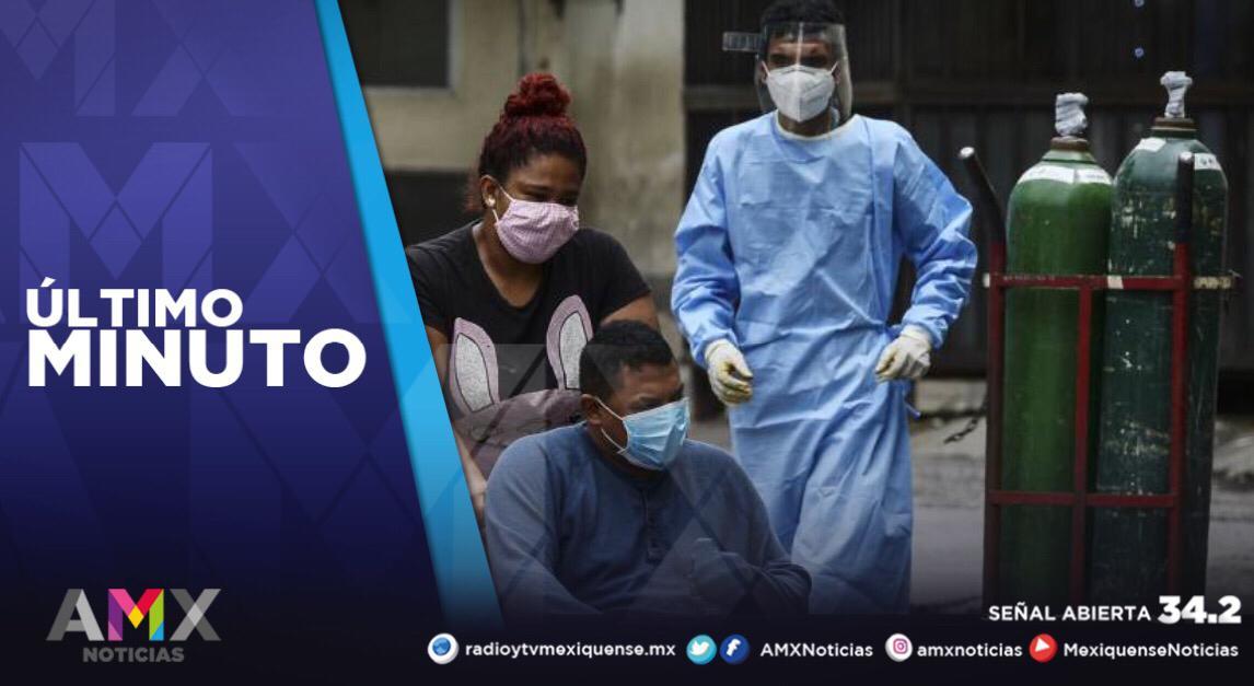 MÁS DE UN MILLÓN 490 MIL PERSONAS SE HAN RECUPERADO DE COVID-19 EN MÉXICO