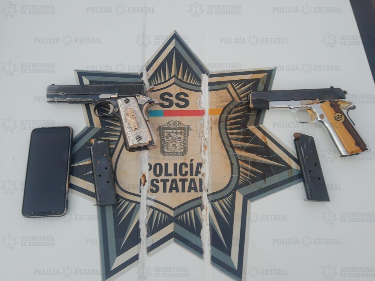 POLICÍAS RESULTAN HERIDOS TRAS EVITAR UNA EJECUCIÓN EN TEXCALTITLÁN