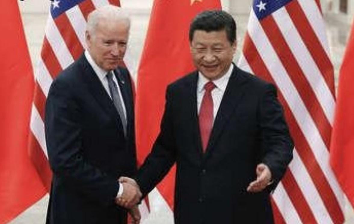 BIDEN TIENE PRIMERA LLAMADA CON PRESIDENTE CHINO XI JINPING