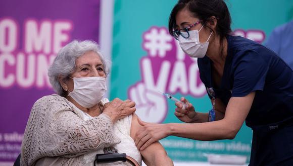 CHILE VACUNA A CASI 1.4 MILLONES DE PERSONAS CONTRA EL COVID-19