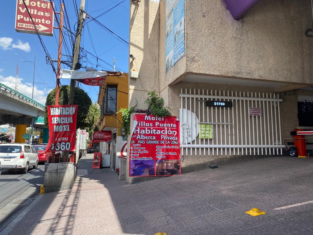 MOTELES DEL VALLE DE MÉXICO