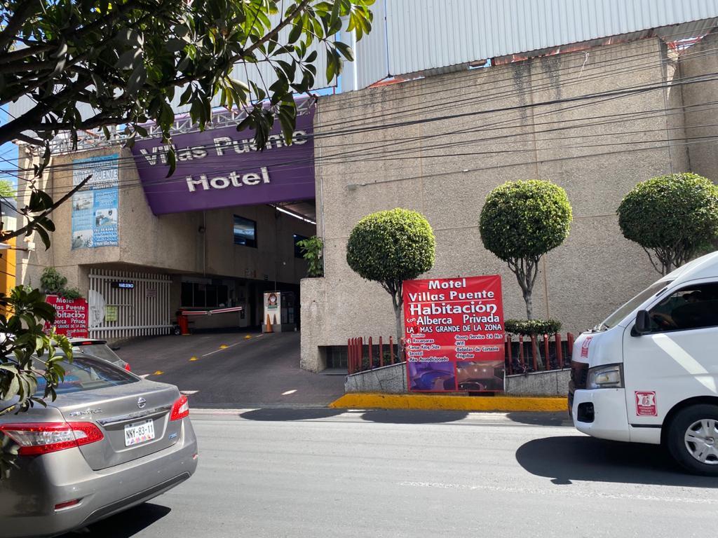 Moteles en el valle de México