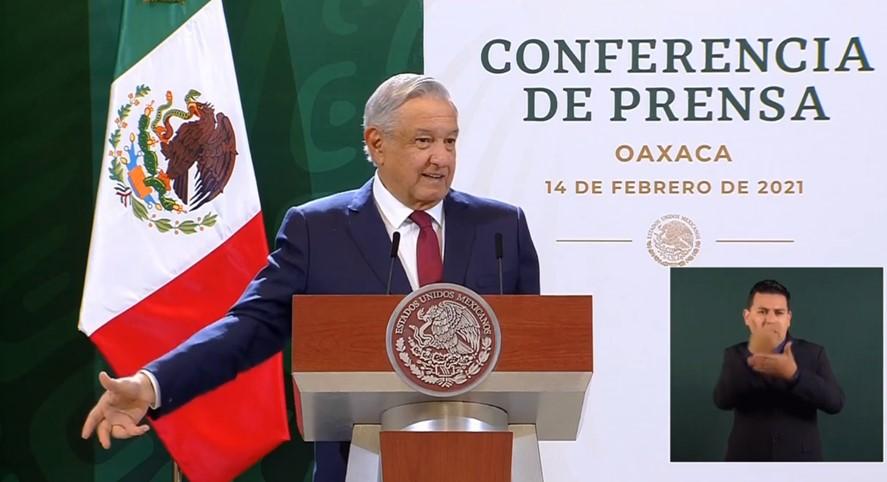 A PARTIR DE ESTA SEMANA, NO DEJARÁN DE LLEGAR LAS VACUNAS A MÉXICO: AMLO