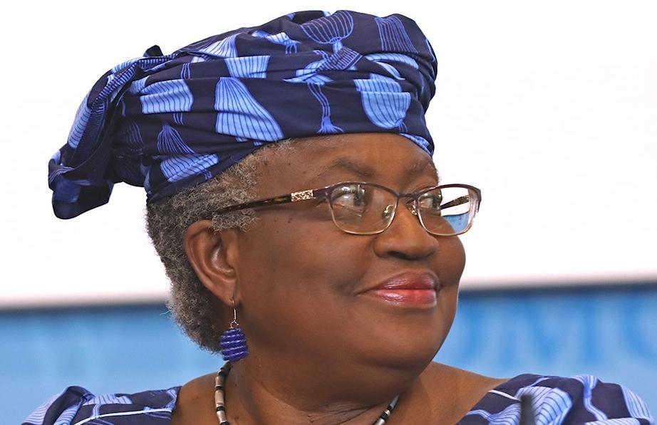 NGZI OKONJO-IWEALA, PRIMERA MUJER EN DIRIGIR LA OMC, FUE CANDIDATA POR NIGERIA