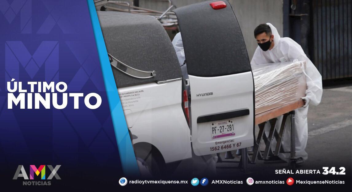 MÉXICO REBASA LOS 177 MIL FALLECIMIENTOS POR COVID-19