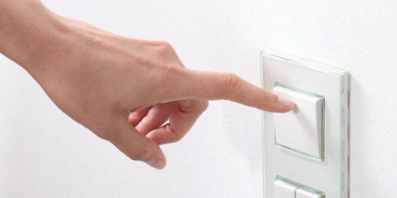 reducir consumo de luz