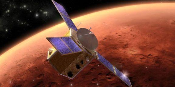 Misiones espaciales a Marte
