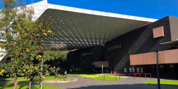 Reapertura de la Cineteca Nacional