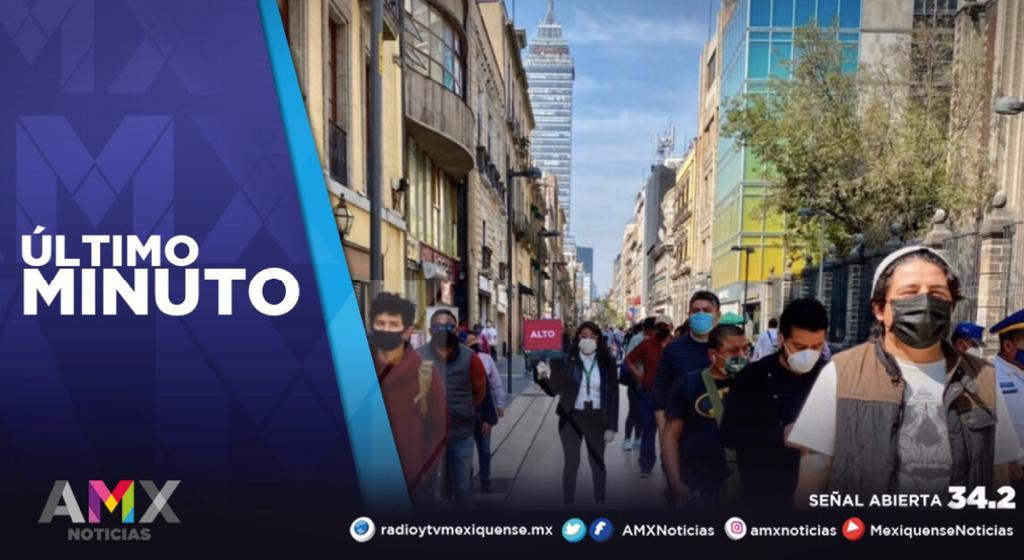MÉXICO SUPERA LAS 178 MIL DEFUNCIONES POR COVID-19