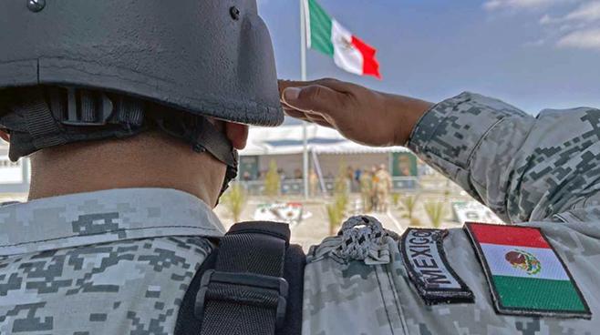 ELEMENTOS DE LA GUARDIA NACIONAL SON DETENIDOS POR TRANSPORTAR MARIHUANA EN YUCATÁN