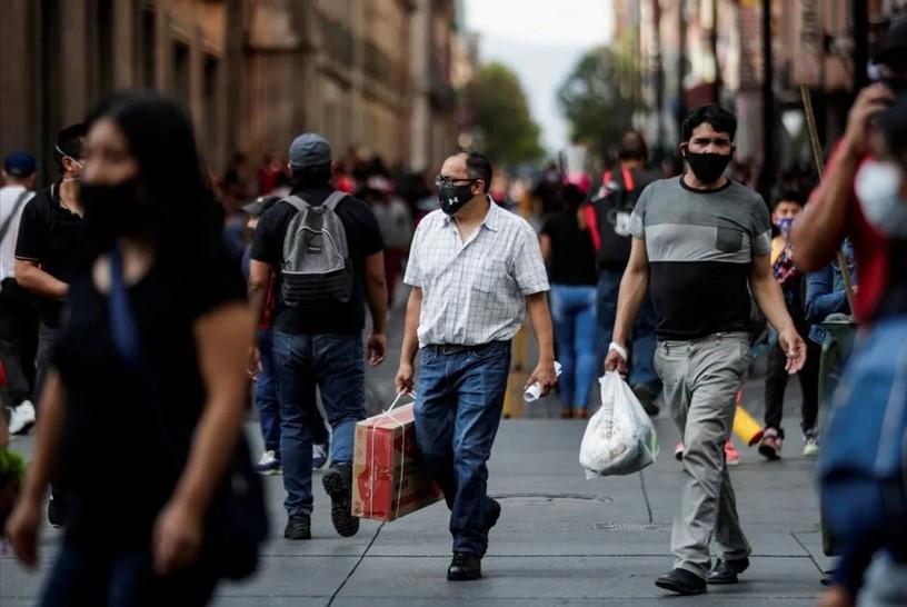 MÉXICO ACUMULA 19 SEMANAS CON DISMINUCIÓN DE CASOS DE COVID-19