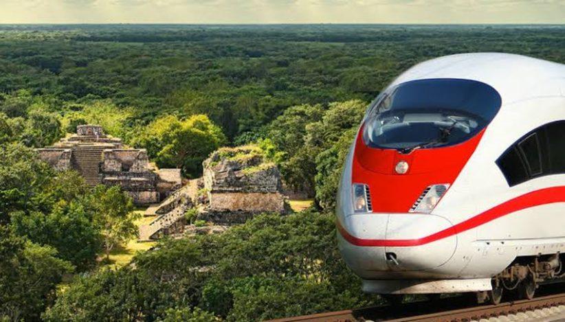 Obras de Tren Maya