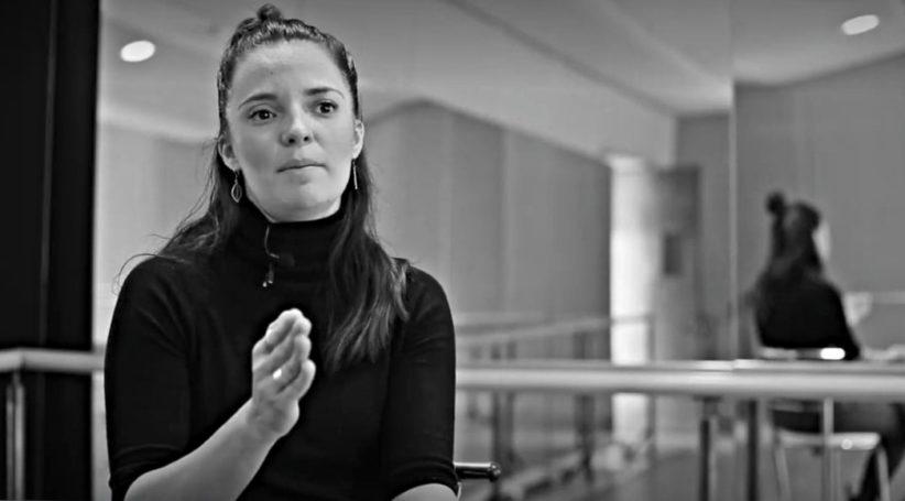 """YAZMÍN BARRAGÁN COMPARTE SU VERSIÓN DE """"MI VIDA ES LA DANZA"""""""